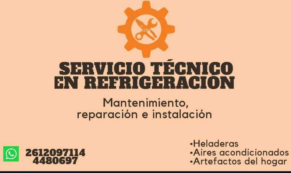 Servicio Tecnico en Heladeras