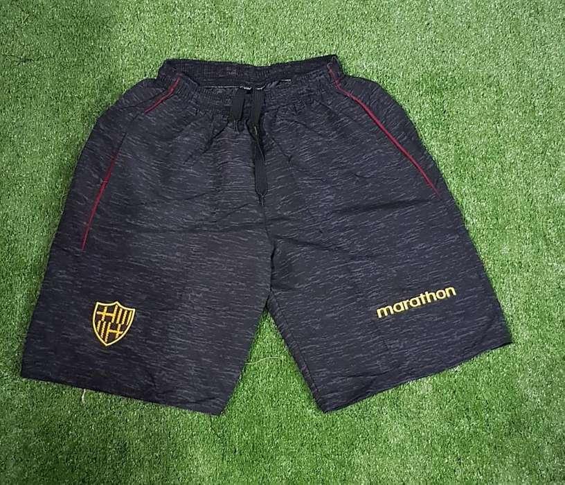 Pantaloneta Barcelona Negra
