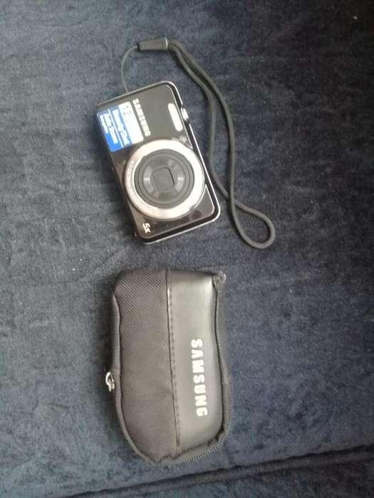 Cámara Samsung Es80 Estuche.