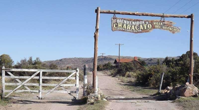 VENDO DOS TERRENOS CONTIGUOS EN CHARACATO - Capital del Silencio -Sierras de Cordoba