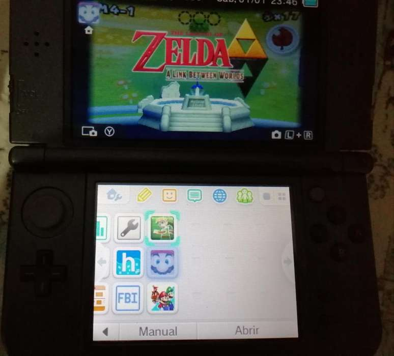 Vendo New Nintento 3ds XL