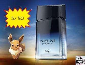 Cardigan Evolution Perfume 50ml Esika
