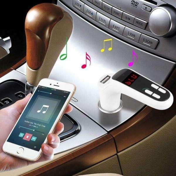 Transmisor Receptor Bluetooth Autos Gruponatic San Miguel Surquillo Independencia La Molina Whatsapp 941439370
