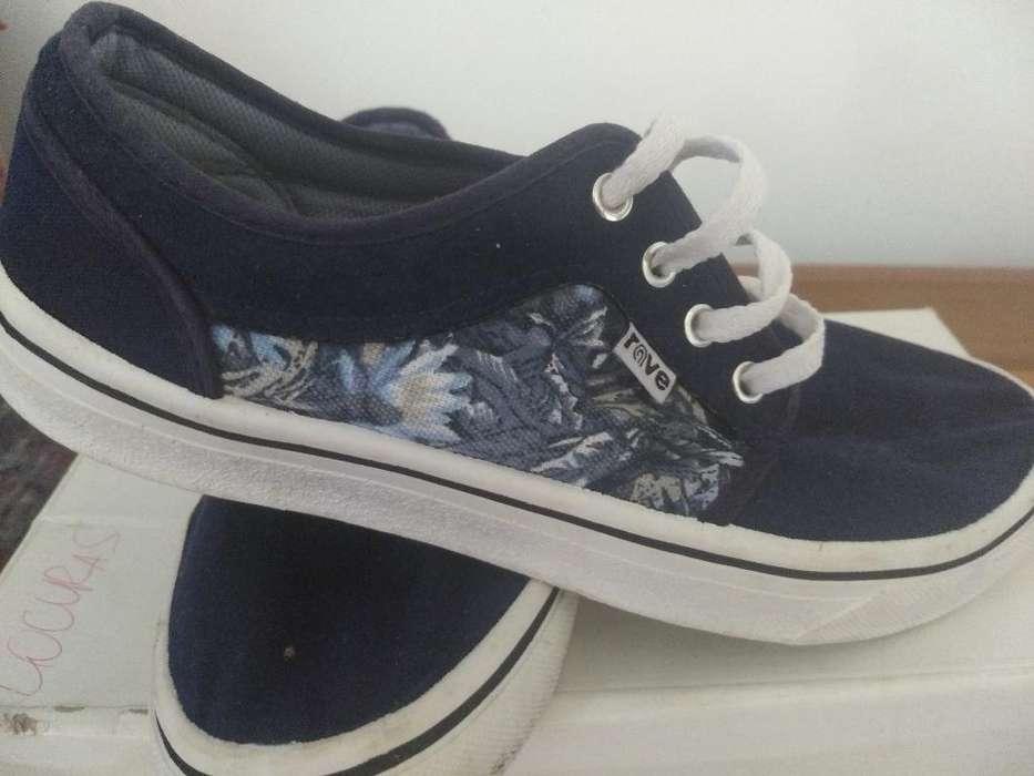 Zapatillas R@ver N* 40 Como Nuevas!300