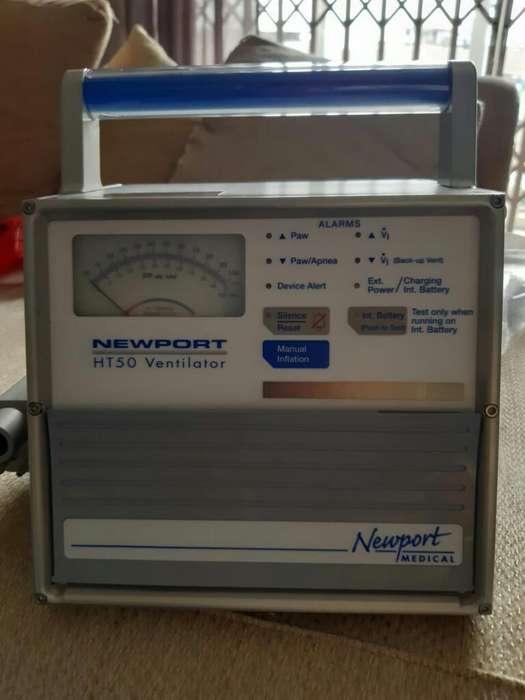 Respirador Ventilador Portatil Nuevo
