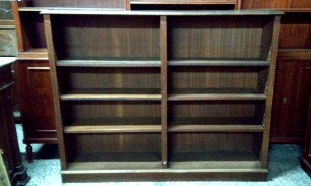 * Elegante Biblioteca Inglesa Grande Horizontal <strong>estantes</strong>