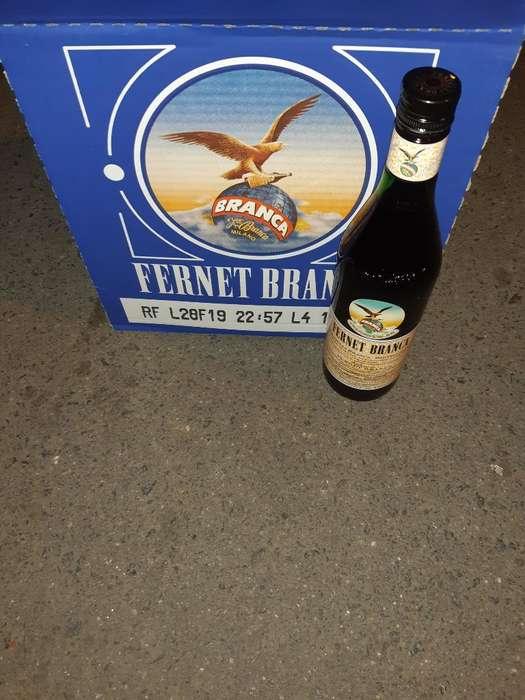 Vendo Fernet 330c/u O Dos por 600