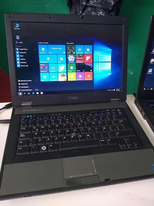 Notebook Dell 5410 Core I5 4 Gb