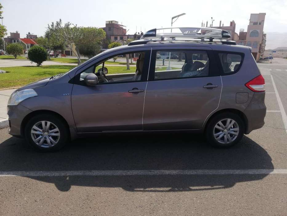 Suzuki Ertiga 2017 - 10601 km
