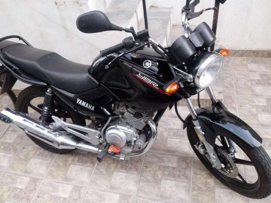 Yamaha 125 Modelo 2016
