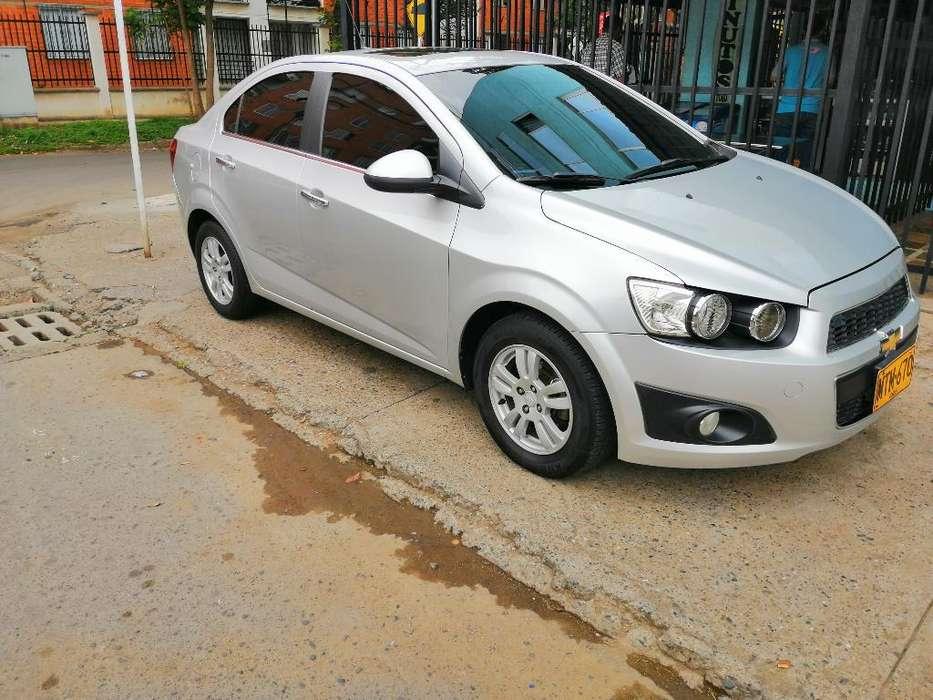 Chevrolet Sonic 2013 - 92000 km