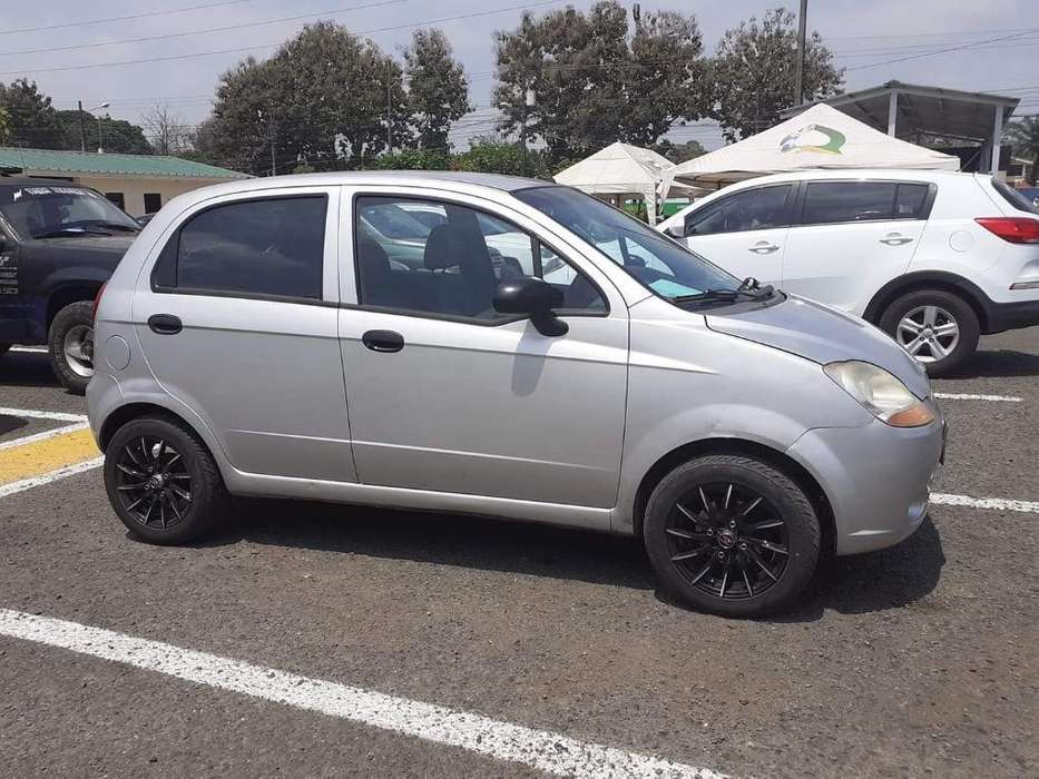 Chevrolet Spark 2011 - 263000 km