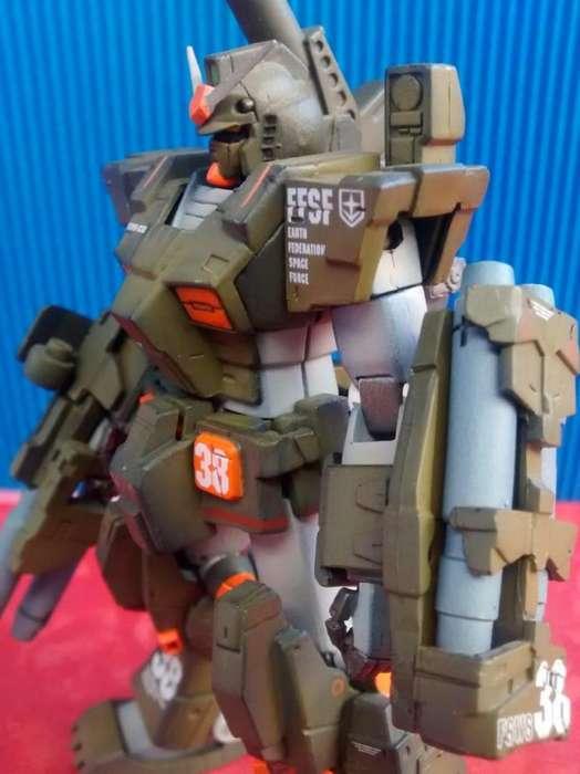 Lote #3 Gundam Fix Figuration RX Full Armor