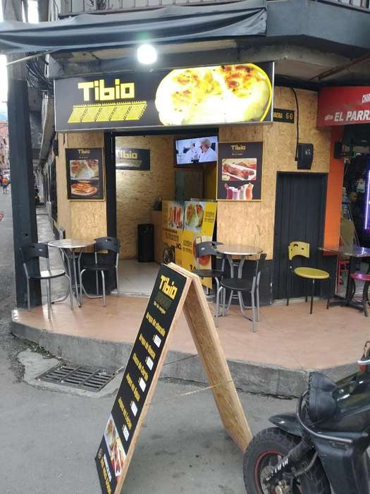 Oportunidad - <strong>negocio</strong> de Arepas Autopista Norte