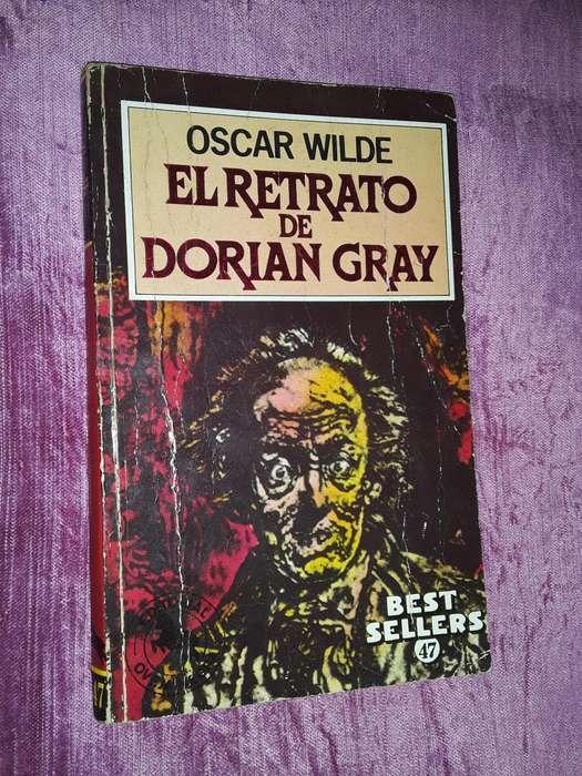 Oscar Wilde. El Retrato De Dorian Gray.