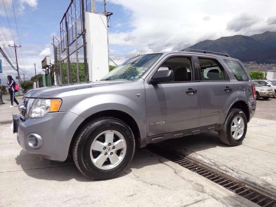 Ford Escape 2008 - 120000 km