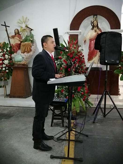 Cantante de Misas