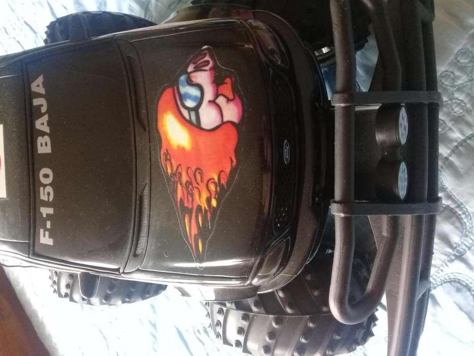 Camioneta F150 Baja a control remoto