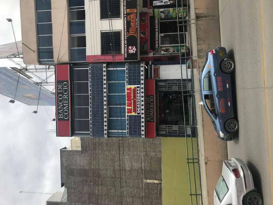 Alquiler local cntrico frente a Real Plaza 150 m2 contacto 964528844