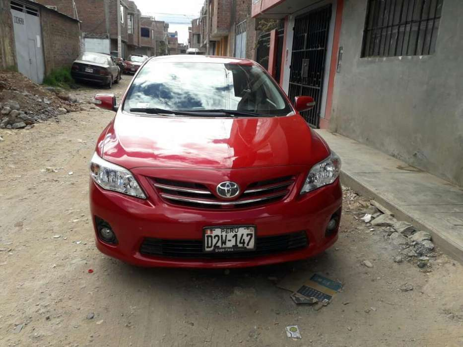 Toyota Corolla 2012 - 85000 km