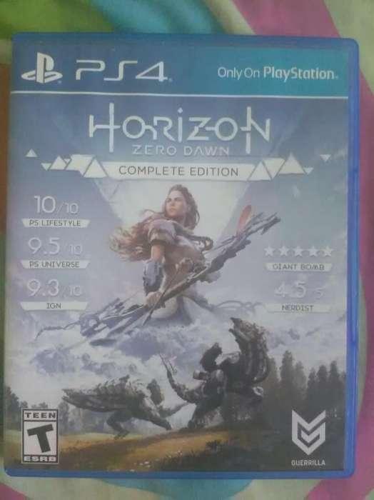 Horizon Zero Dawn edición completa (DLC)
