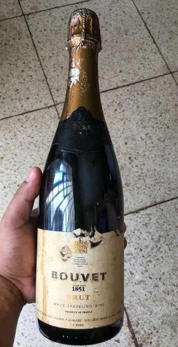 Champagne Bouvet 1851 Brut (reliquia)