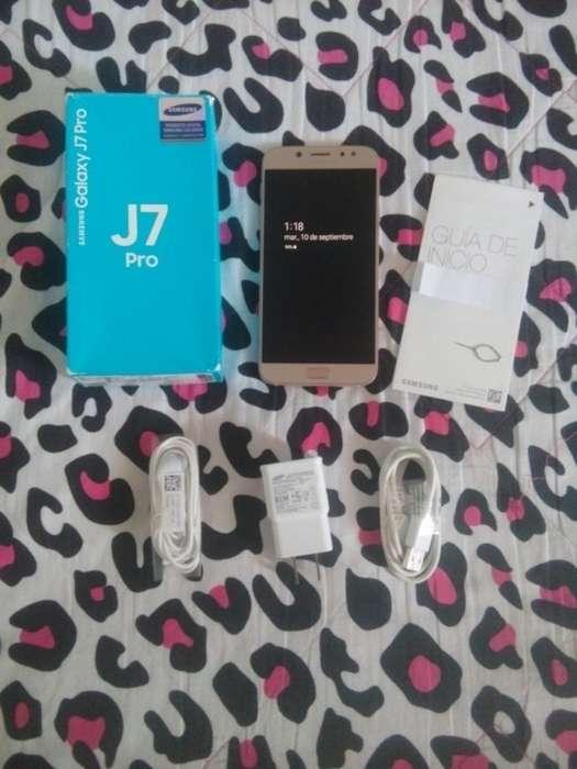 Samsung J7 Pro 32 Gb Perfecto Estado