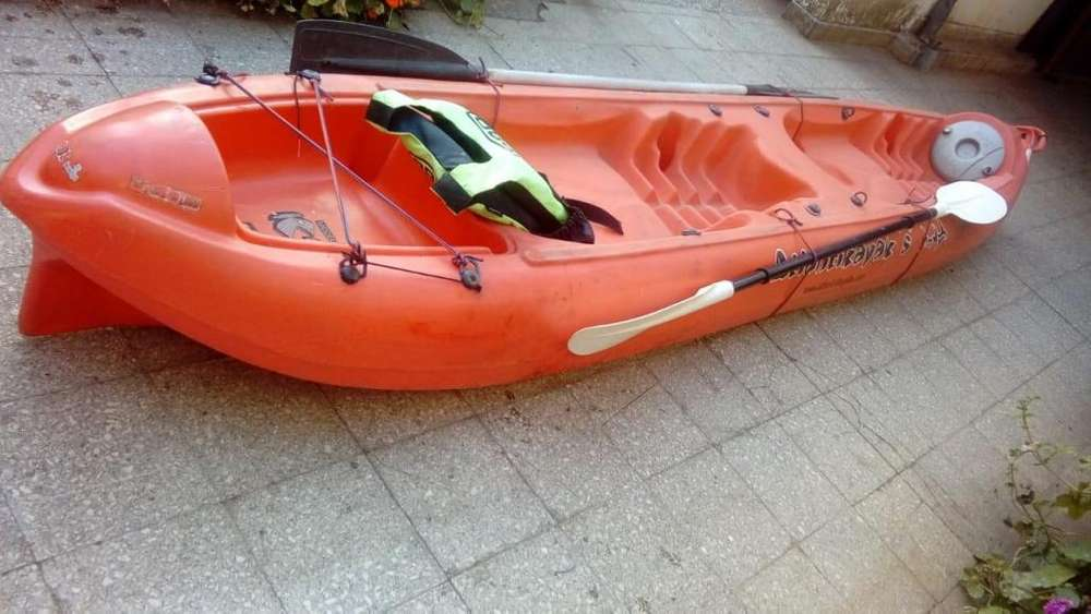 Kayak atlanti doble