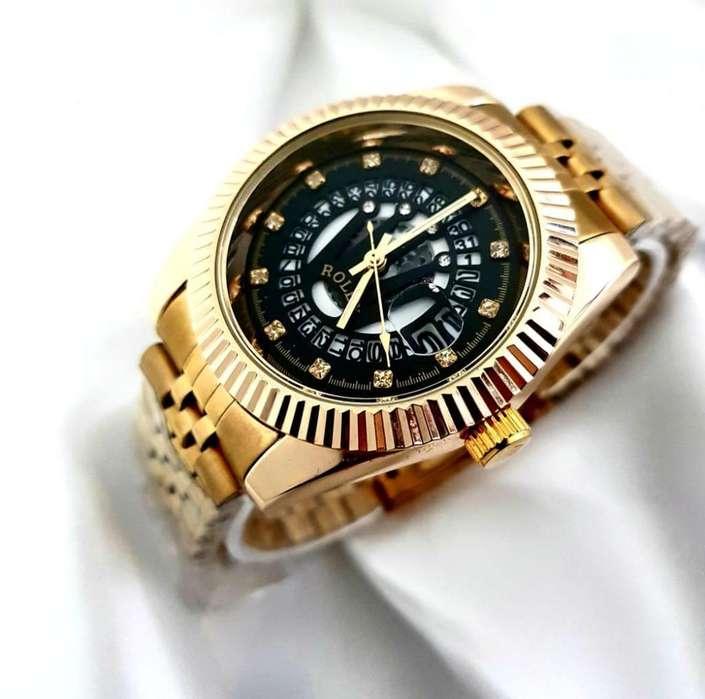 Reloj Rolex Funcional