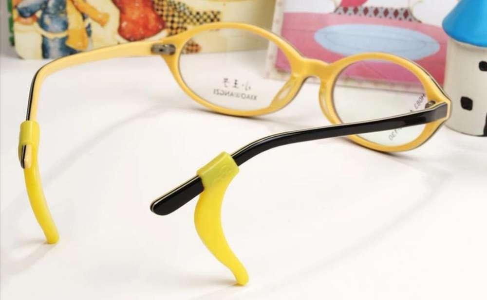 Sujetadores de Gafas en Silicona