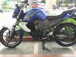 Yamaha Fz 2013 Seguro Nuevo Permutamos