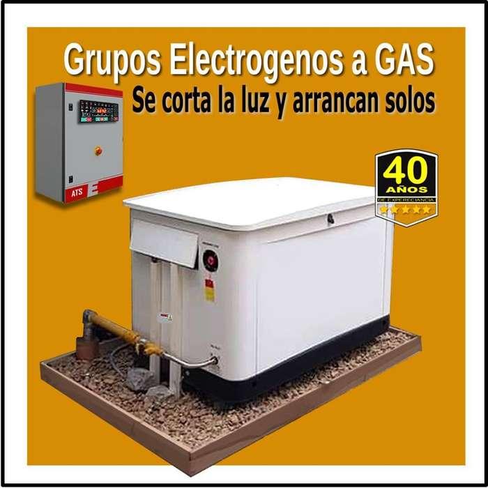 GRUPOS ELECTRÓGENOS A GAS AUTOMÁTICOS ENERMOL- WAPP 2235625966