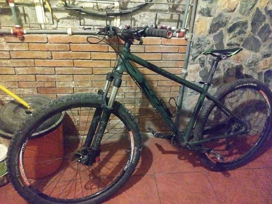 Bicicleta Gw Wolf