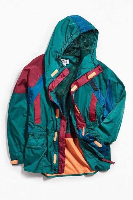 Campera Adidas Originals Atric