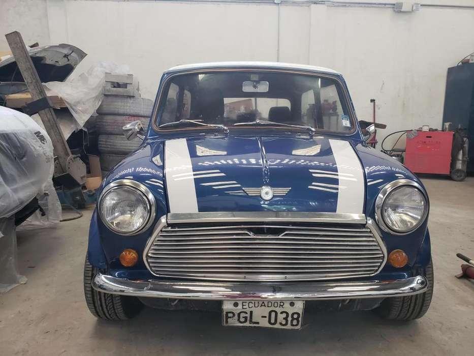 Mini Austin 1973 - 500 km
