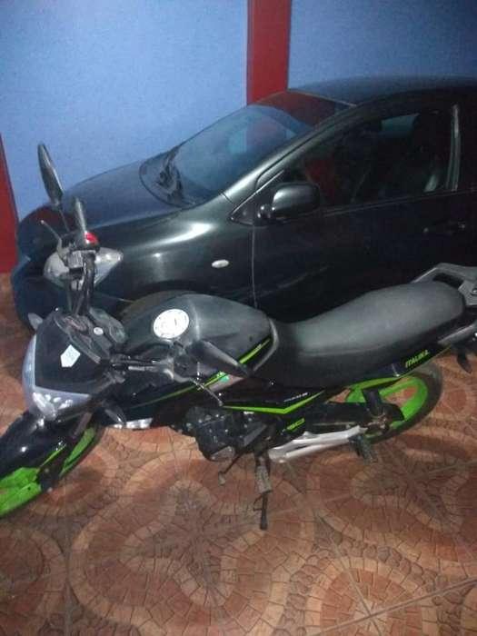 Vendo Moto Italika Motor 150cc