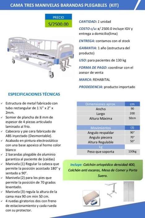 Cama Clinica