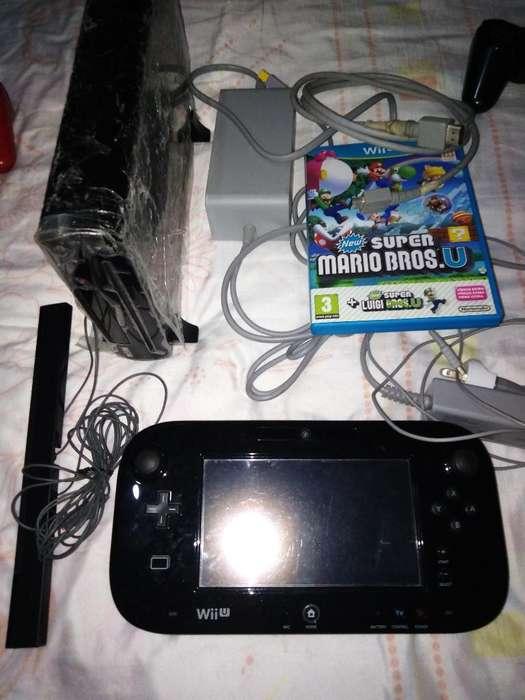 Wii U Vendo O Cambio por Xbox 360 Slim