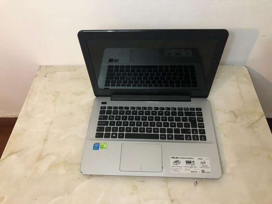 Notebook Asus - I7 5 Gen - 12gb- 1tb - Geforce 920m