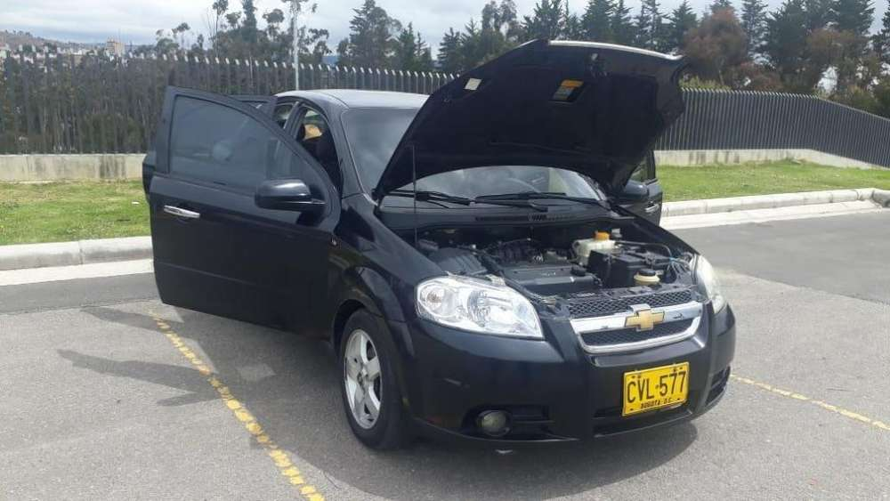 Chevrolet Aveo Emotion 2008 - 115252 km
