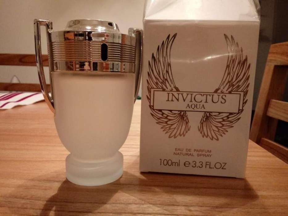 Perfume Invictus Aqua Palermo