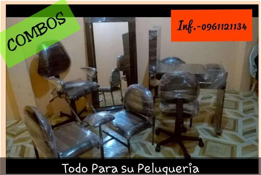 Combos de Peluquería Y Mas 0961121134