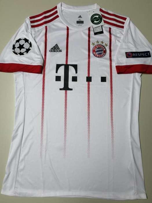 Camiseta Bayern James Roben