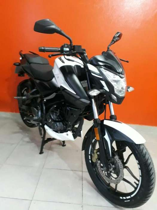 Bajaj Ns 160 9.000km Rcbo <strong>moto</strong>s Y Tarjet