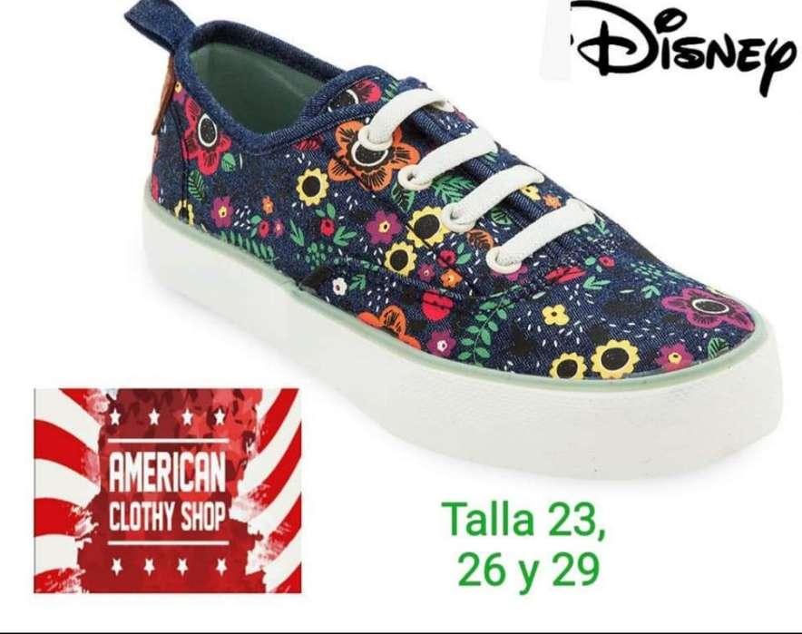 Zapatos Disney para Niña