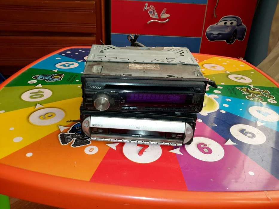 Vendo Mascarita D Auto Radio Sony Xplod