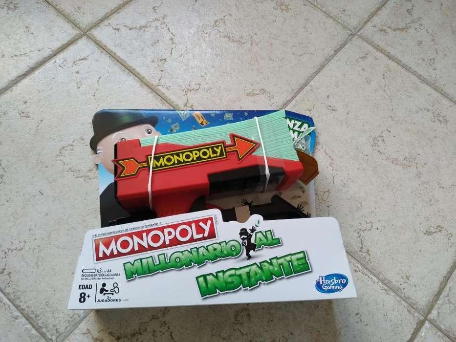 Monopolio Millonario