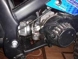 Vendo Moto Pit Bike 500