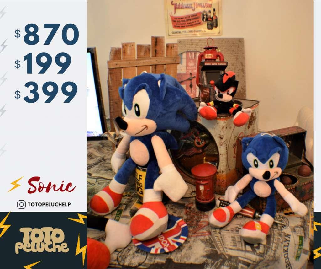 Conjunto de Sonic