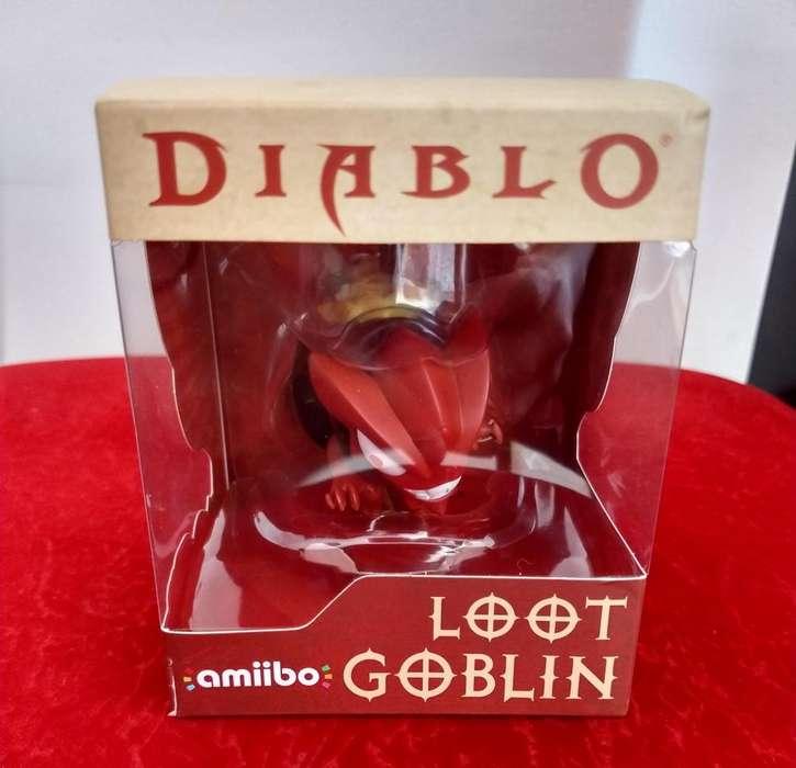 Amiibo Loot Goblin Serie Diablo